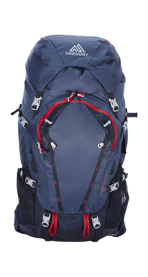 Gregory Wander 50 Backpack Youth navy blue red